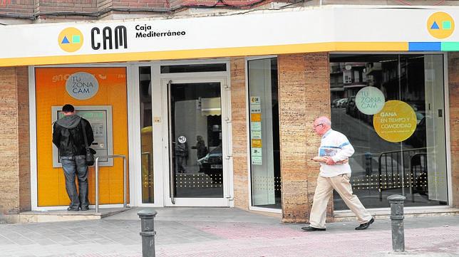 Los cajeros de cam en toda espa a dejar n de funcionar en for Cajeros sabadell valencia