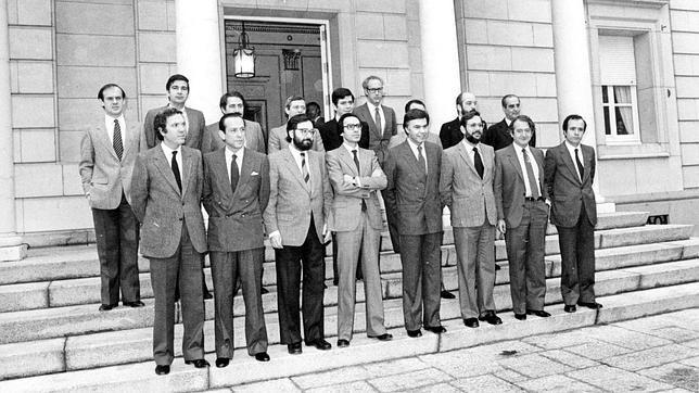Los ministros del 82 por el cambio a la buena vida for Ministros de espana