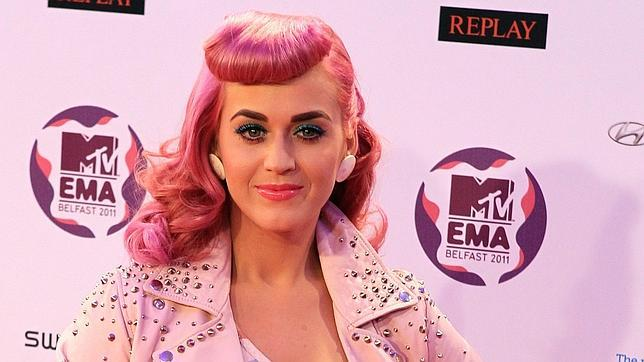 Katy Perry prefiere usar fajas a hacer deporte