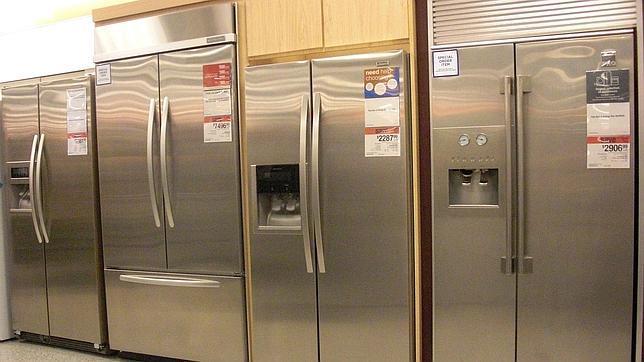 Consejos para acertar a la hora de comprar un frigor fico - Cocinas con frigorifico americano ...