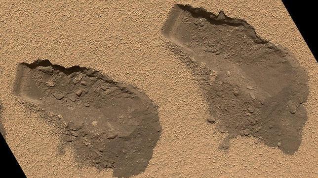 El Curiosity, en busca de «pruebas extraordinarias» en Marte