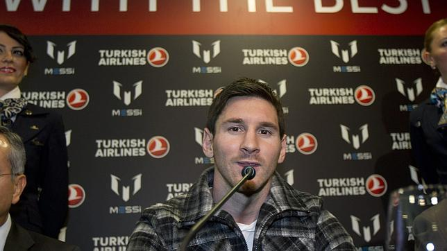 Messi: «He crecido y estudiado en catalán y nunca tuve ningún problema»