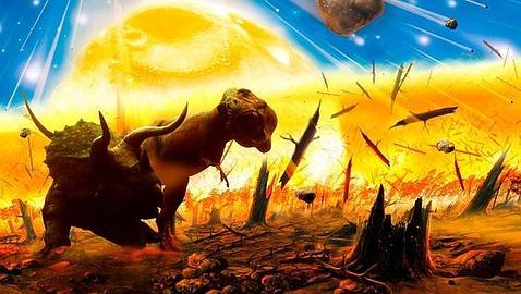 El asteroide que mató al Obamadon