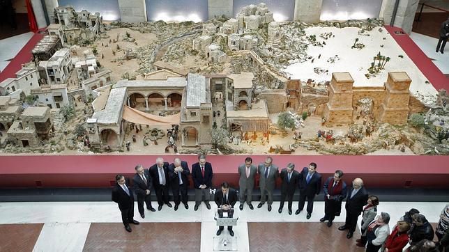 Un bel n de 160 metros cuadrados y tres toneladas for Correo comunidad de madrid