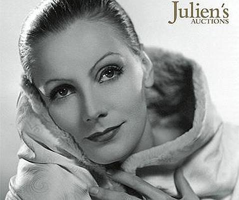 Se subasta la vida de Greta Garbo