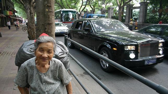 se disparan diferencias en china entre ricos y pobres