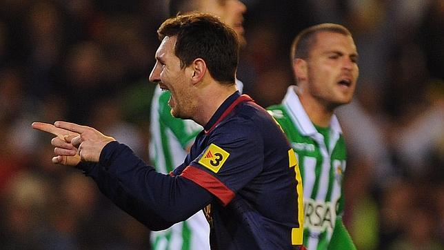 Zambia reclama el récord de Messi
