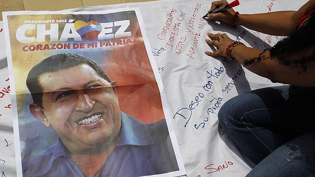 Caracas pide estar preparados para la posible ausencia del «padre enfermo»