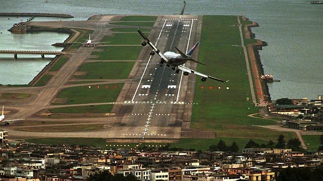Los diez aeropuertos más raros del mundo