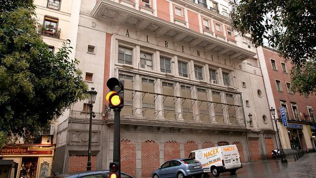 El Supremo confirma que el Teatro Albéniz debe ser un BIC