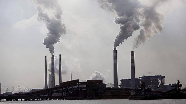 China ya emite m�s CO2 que Estados Unidos y la Uni�n Europea juntos