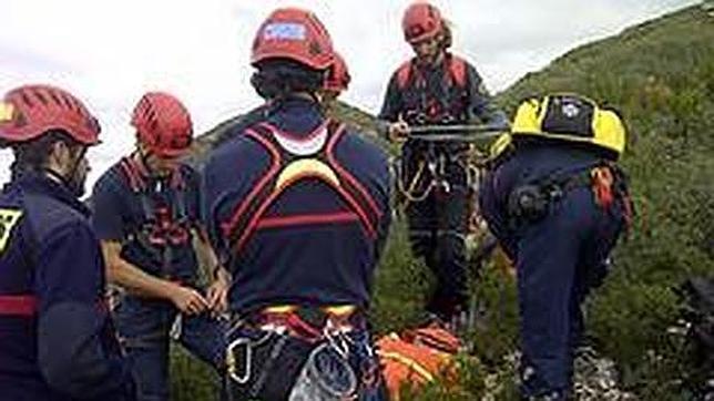 WhatsApp salva la vida a seis montañeros