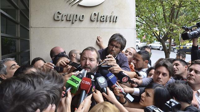 La justicia suspende la intervención del Gobierno a Clarín