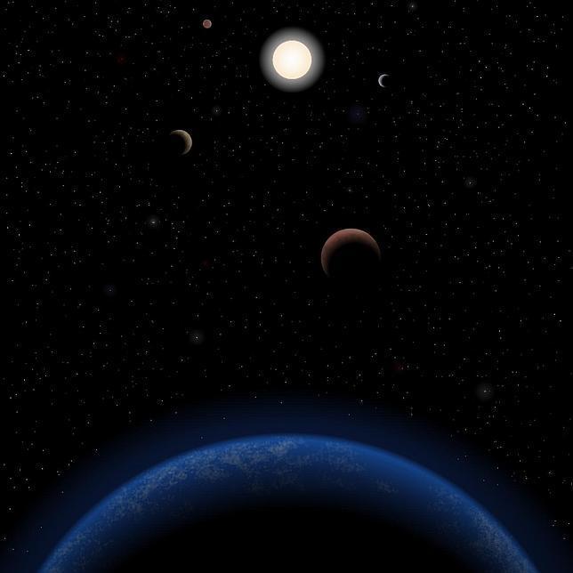 Descubren un planeta «cercano» que puede ser habitable