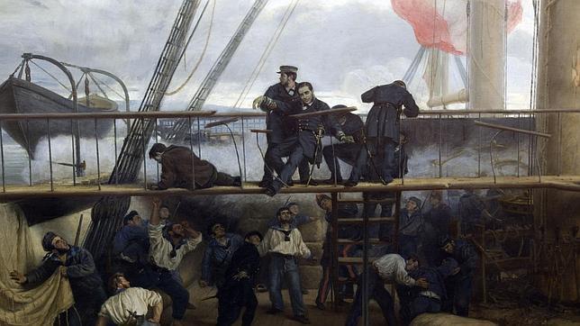 Méndez Núñez o cómo la Armada se batió ante los cañones inexpugnables del Callao