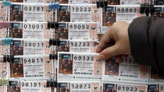 Lotería de Navidad 2012: El sorteo que toca a todo el mundo, aunque no juegue