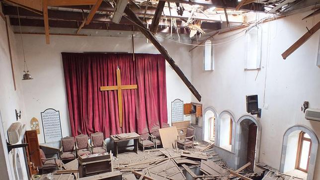 Resultado de imagen de cristianos siria