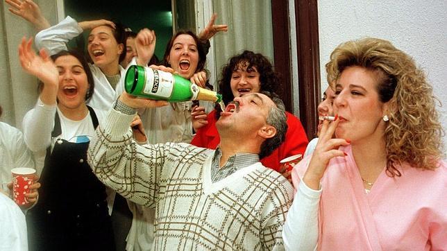Lotería de Navidad 2012: Cuando el Gordo sí valía para retirarse