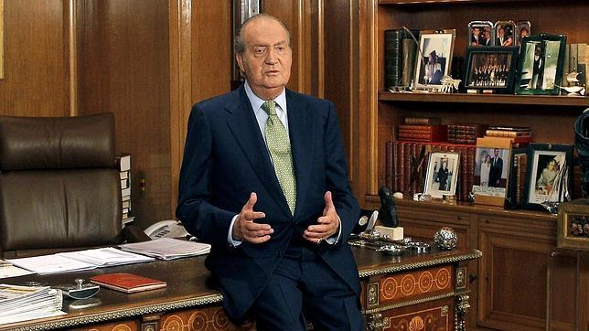El Rey reivindica la «política grande» y llama a «cerrar las heridas abiertas»
