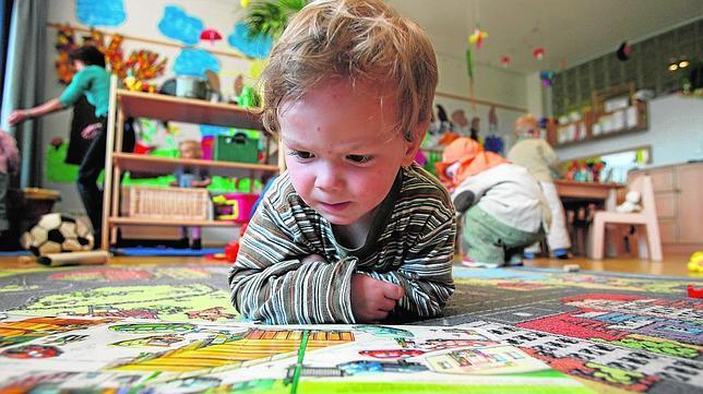 Una biblioteca que crece con su hijo