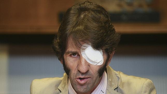 Juan José Padilla: «Todavía no puedo comer sólidos, solo alimentos triturados»