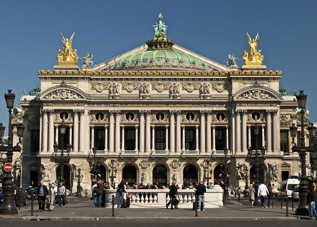 La Ópera de París cierra el año con un lleno del 95%