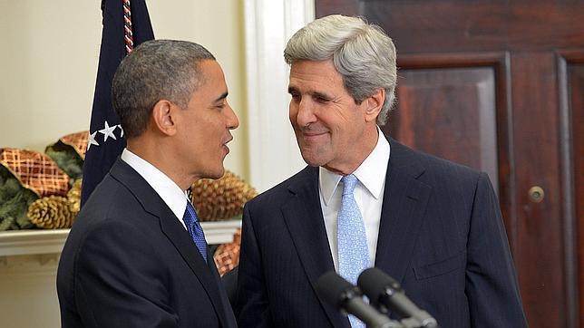 John Kerry sustituye a Hillary Clinton como secretario de Estado