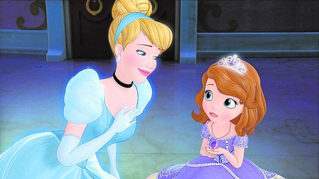 Sofía I, la primera princesa latina de Disney - ABC.