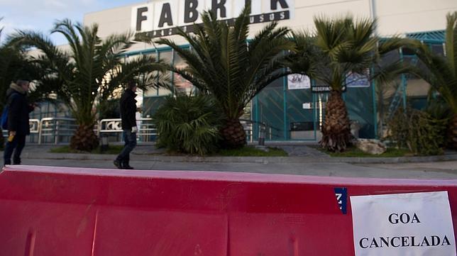 Cancelada la fiesta de Año Nuevo en Fabrik por el «número muy elevado de entradas falsas»