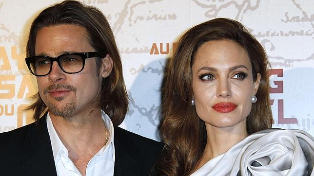 Rumores de boda entre Angelina Jolie y Brad Pitt