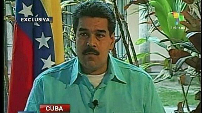 Maduro: «El estado de Chávez es complejo»