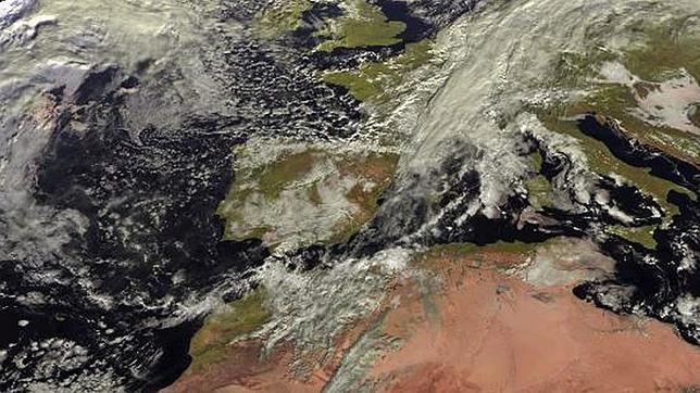 Bajada de temperaturas en toda la Península