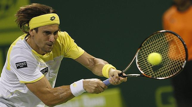 Ferrer supera a Kamke en la segunda ronda de Doha
