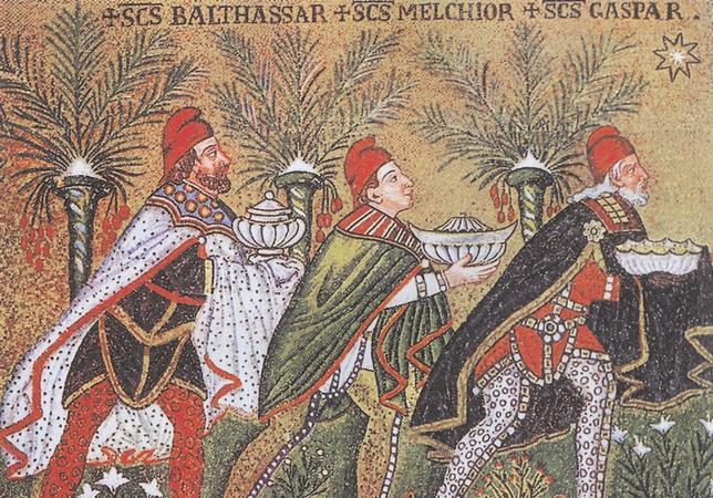 De cuando el rey Baltasar no era negro