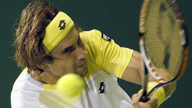Ferrer, en semifinales de Doha