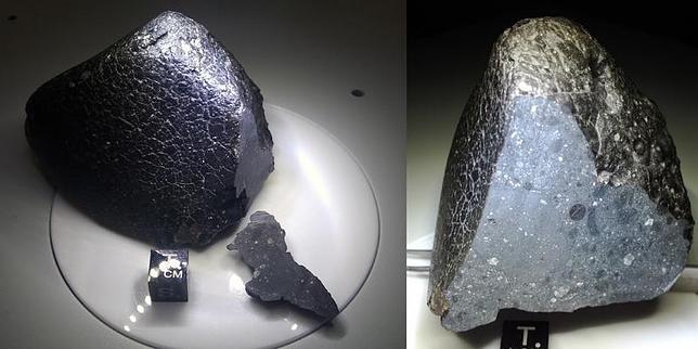 Метеорит сделать