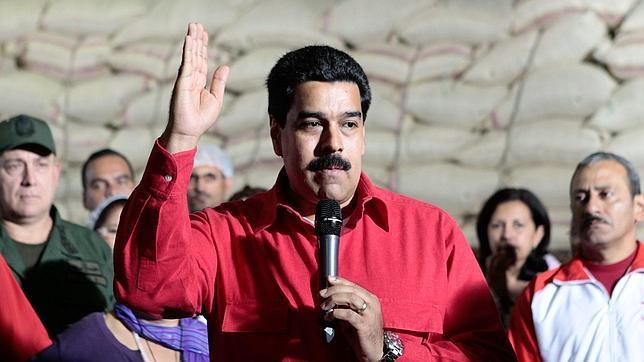 Maduro: «El diario ABC falta al respeto a Chávez y sus hijas todos los días»