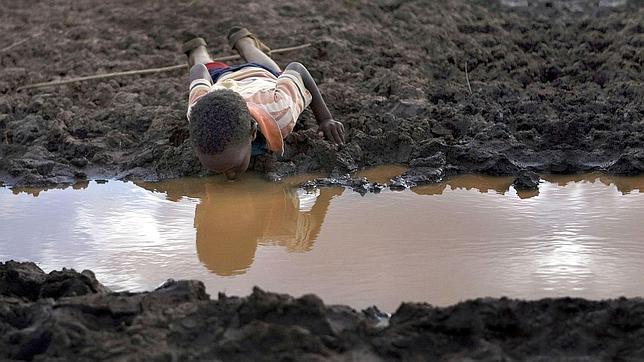 Un millón de litros de agua potable para el Sahel