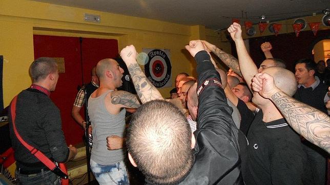 La sala Black Note recula y cancela el concierto del grupo neonazi