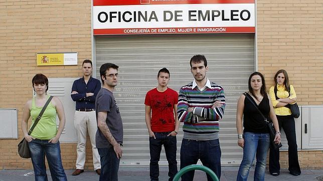 Así podrían salir los jóvenes españoles del paro