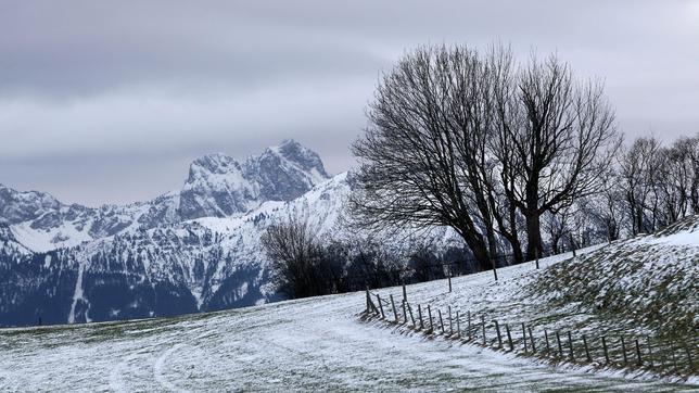 Seis turistas rusos mueren en Los Alpes en un accidente de moto de nieve