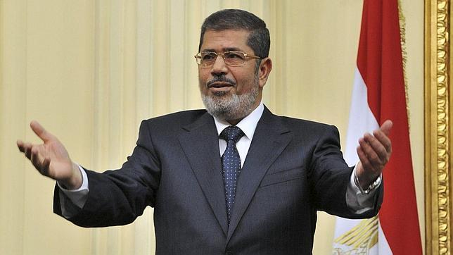 Mursi describió en 2010 a los israelíes como «descendientes de los monos y los cerdos»