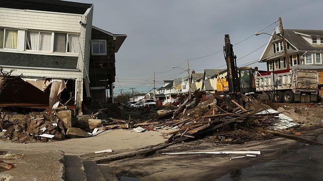 7.400 millones de euros de ayuda a las poblaciones afectadas por «Sandy»