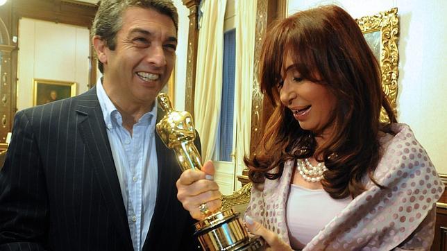 Cristina Fernández arremete en Facebook contra el actor Ricardo Darín