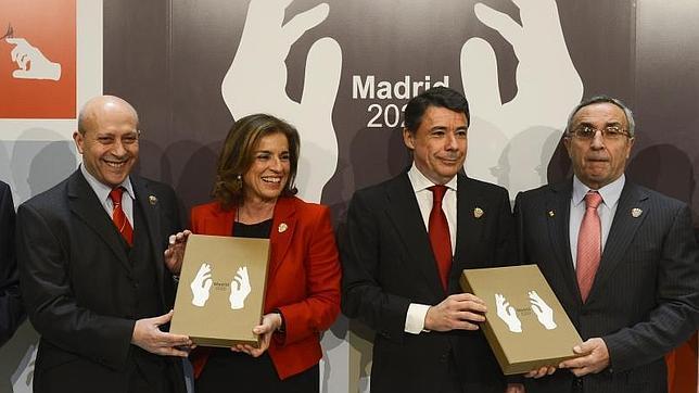 Las administraciones batallan por unos Juegos que saquen a España de la crisis