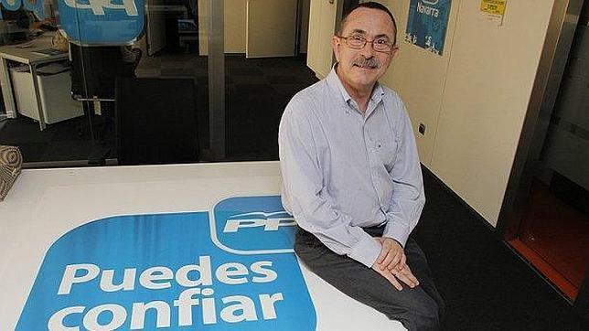 Los parlamentarios del PP de Navarra depositan ante notario su paga extra