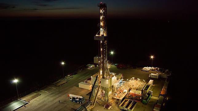 La guerra del «fracking» llega a España