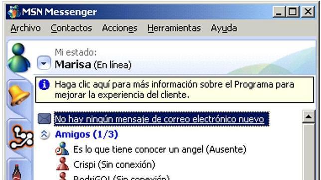 Microsoft pone fecha a la muerte de Messenger