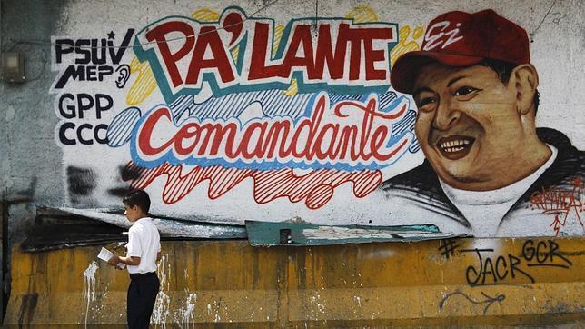 El chavismo prepara una ceremonia de aclamación a su enfermo presidente