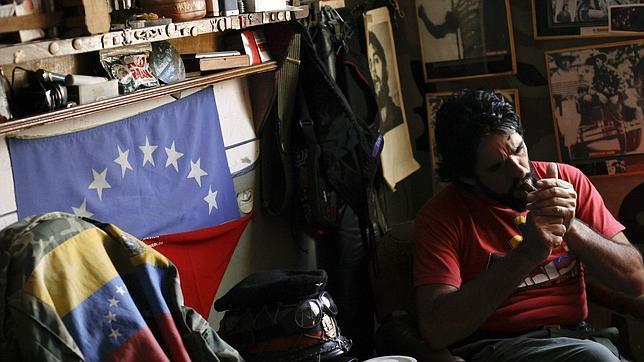 El «Che» venezolano en su casa